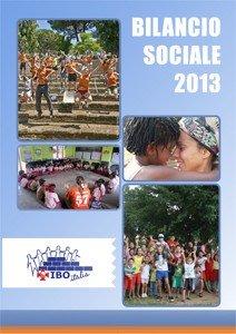 Copertina Bilancio Sociale 2013