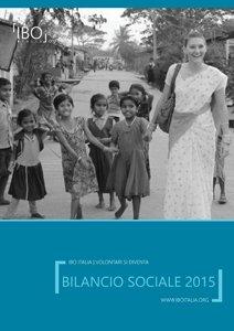 Copertima Bilancio Sociale 2015