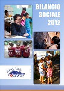 Copertina BIlancio Sociale 2012