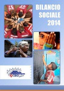 Copertina Bilancio Sociale 2014
