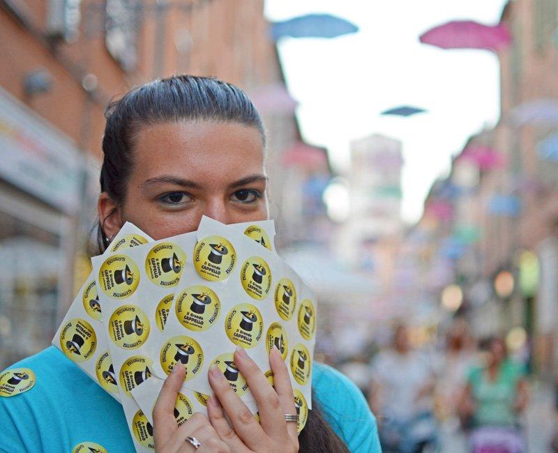 IBO Italia e il Buskers Festival