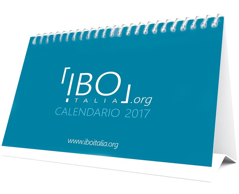 Calendario IBO 2017