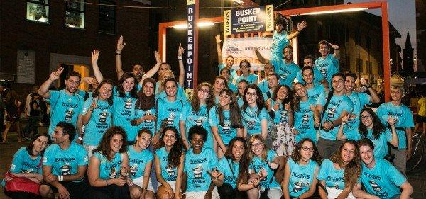 IBO Italia e il Ferrara Buskers Festival