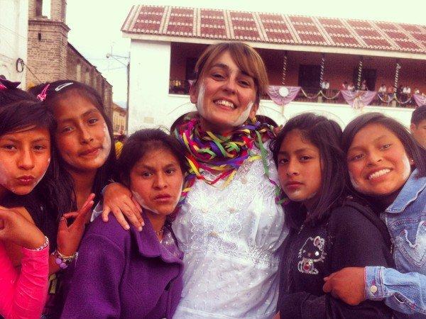 Le piccole impronte che sto lasciando in Perù