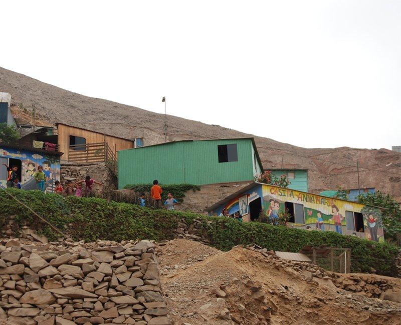 Perù - Huaycan