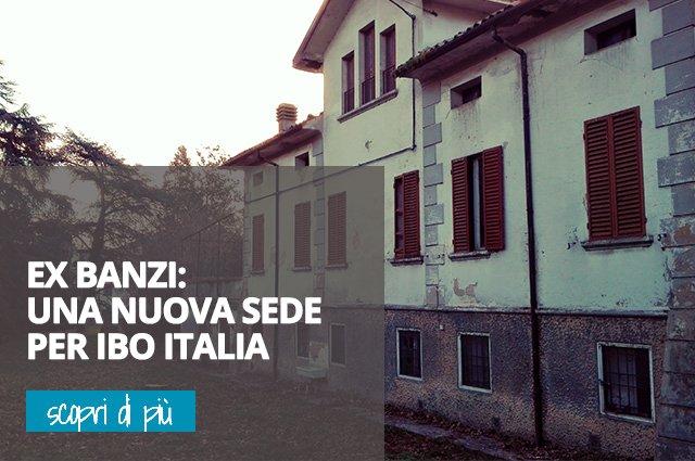 Ex Banzi_Nuova Sede IBO SB