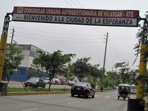 post-huaycan