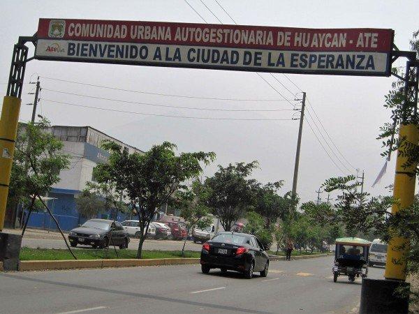 Huaycan, la Ciudad de la Esperanza