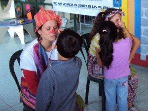 Clown Guatenala Servizio Civile
