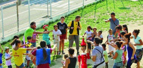 Viaggio in Romania e al Centro Pinocchio