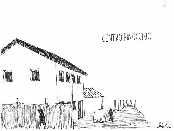 Il Centro Pinocchio raccontato in un fumetto per il Romano Dives