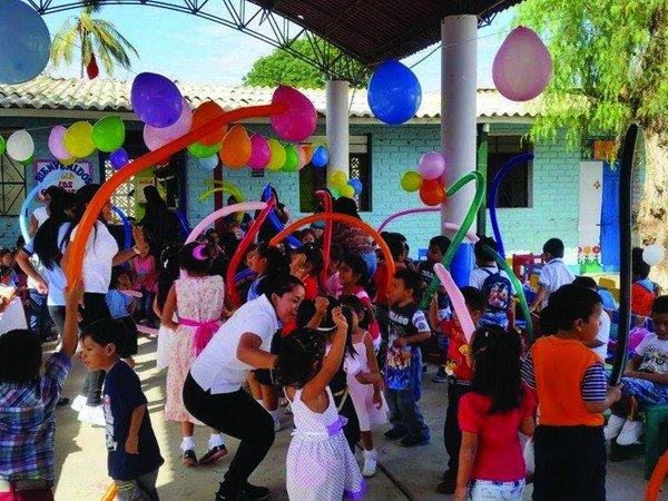 Anche a Pueblo Nuevo de Colan, è incominciata la scuola