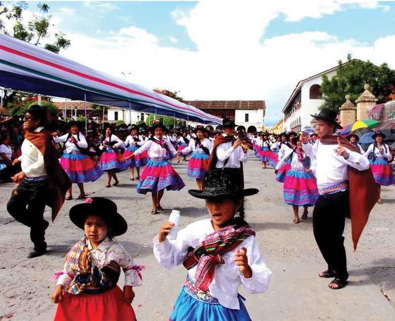 Perù - Ayacucho, Lima