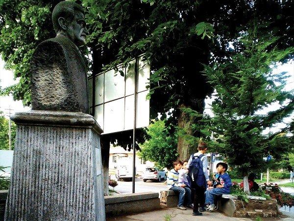 Colazione alla Statua