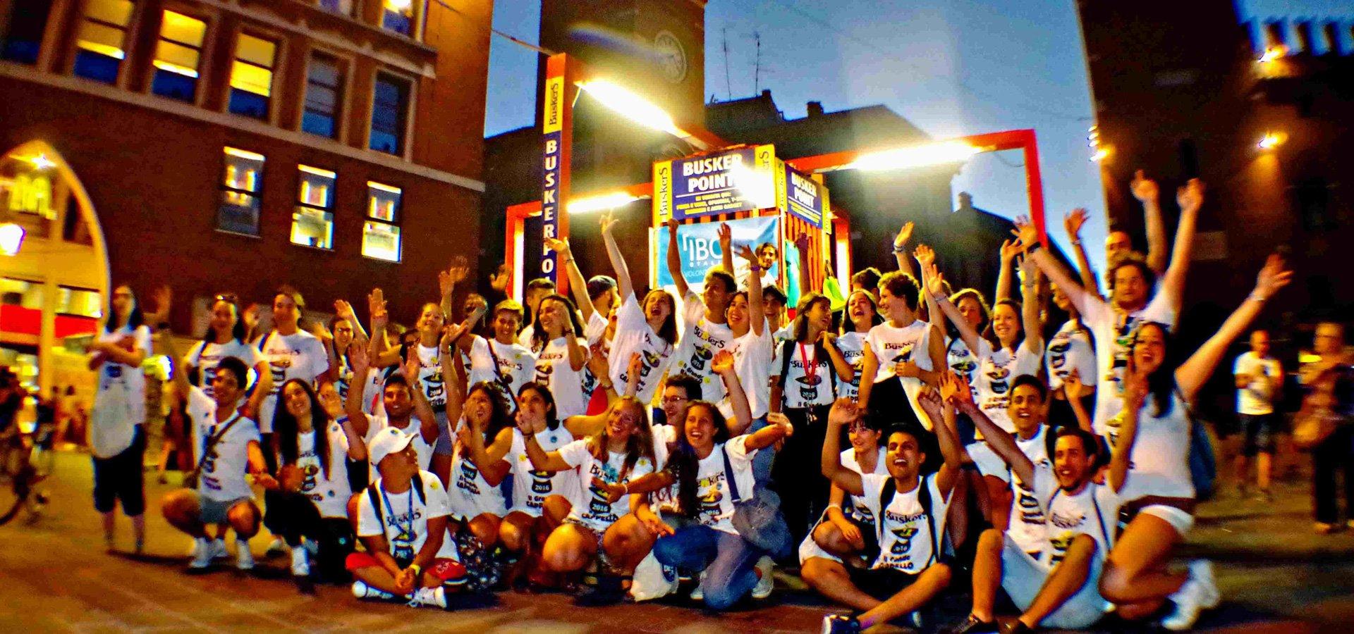 IBO Italia e Buskers Festival 2017