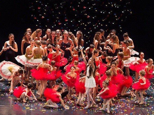 A Passo di Danza… Piccoli Volontari Crescono
