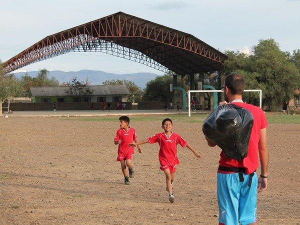 La Ciudad: il mio mese da volontario in Bolivia