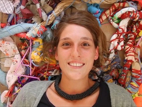 A Chiara, volontaria IBO, il premio Giovane Volontario Europeo 2016