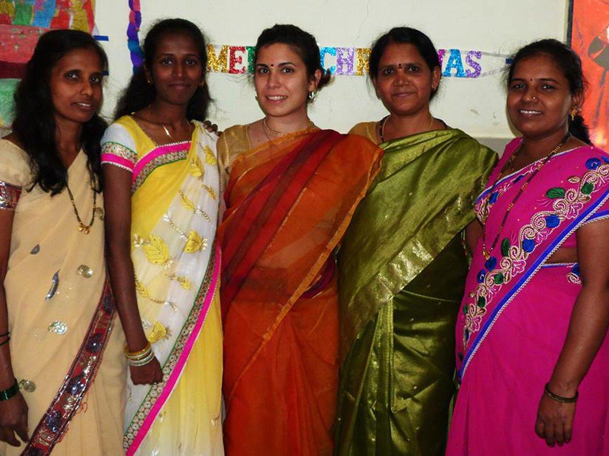 natale mumbai servizio civile