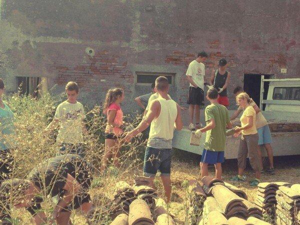 Campi di Lavoro e Solidarietà | Minorenni – Italia