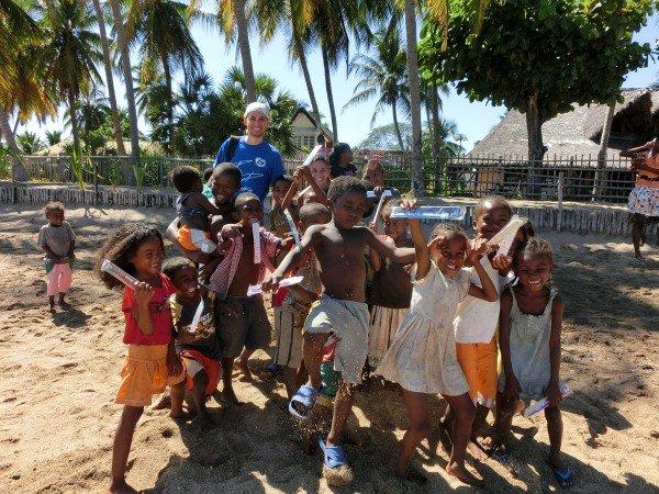 Campi di Lavoro e Solidarietà | Madagascar