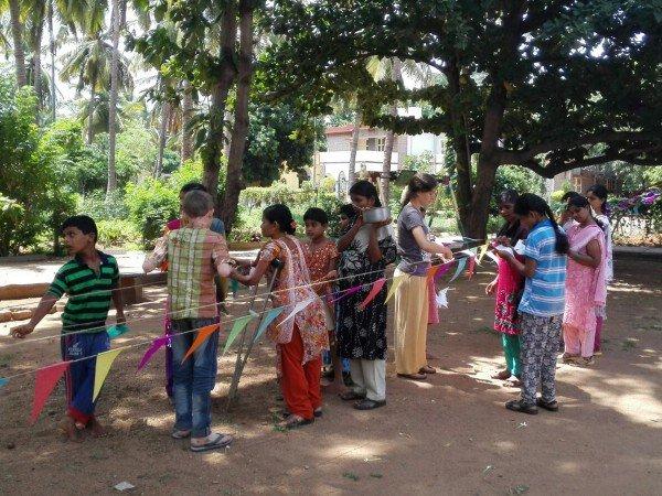 Volontariato all'estero | India (Campi)
