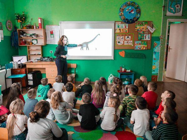 SVE: 11 mesi in Polonia fra educazione, arte e sport in una scuola d'infanzia
