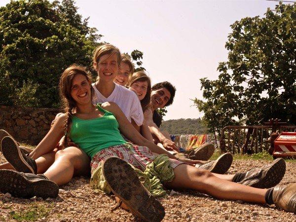 7 motivi per scegliere un Campo di Volontariato in Italia