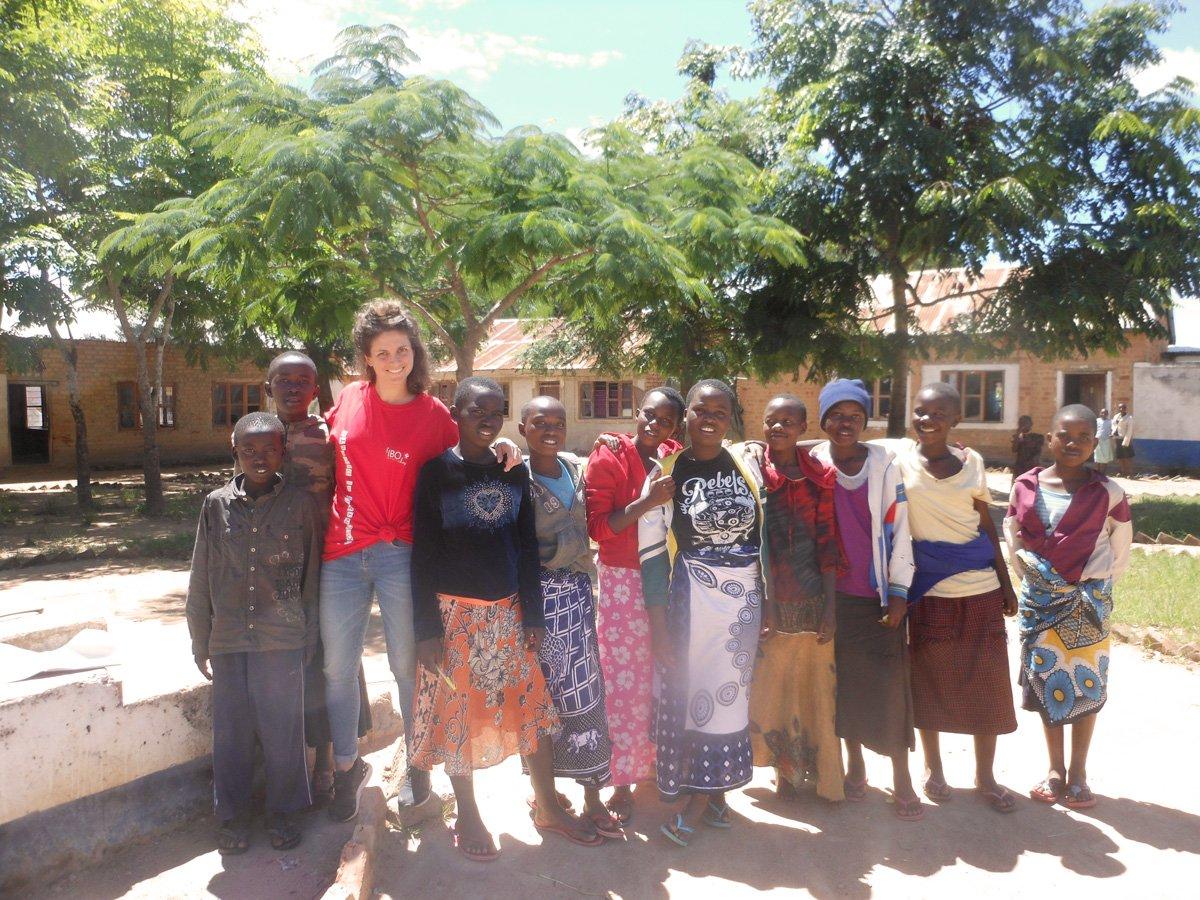 racconto Anna - Tanzania