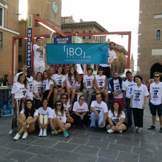 volontari IBO Grande Cappello