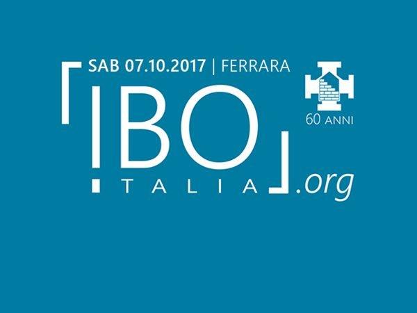 Sabato 7 ottobre: una giornata speciale per festeggiare insieme i 60 anni di IBO Italia