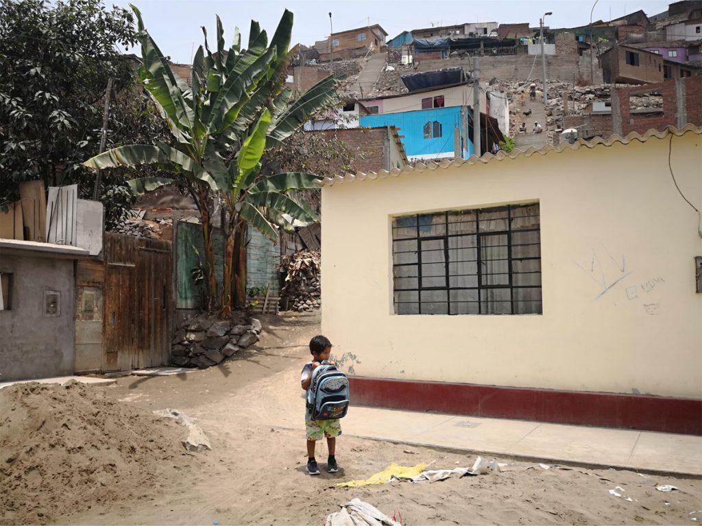 EVAC - SVE in Perù a Santa Rosa (Giugno - Dicembre 2018)