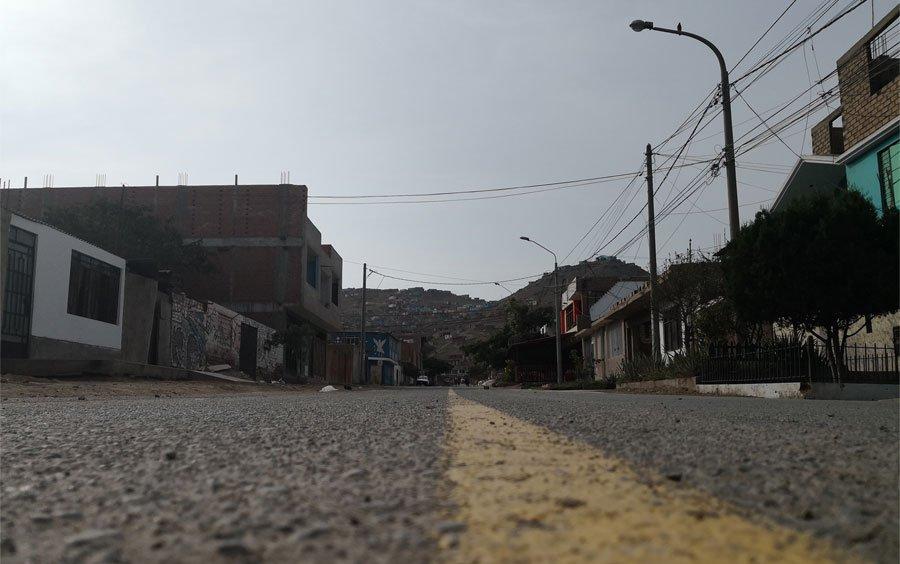 EVAC Perù
