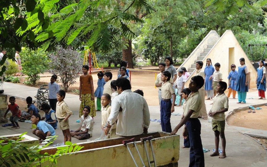 Servizio Civile 2018 - India (Bellary)