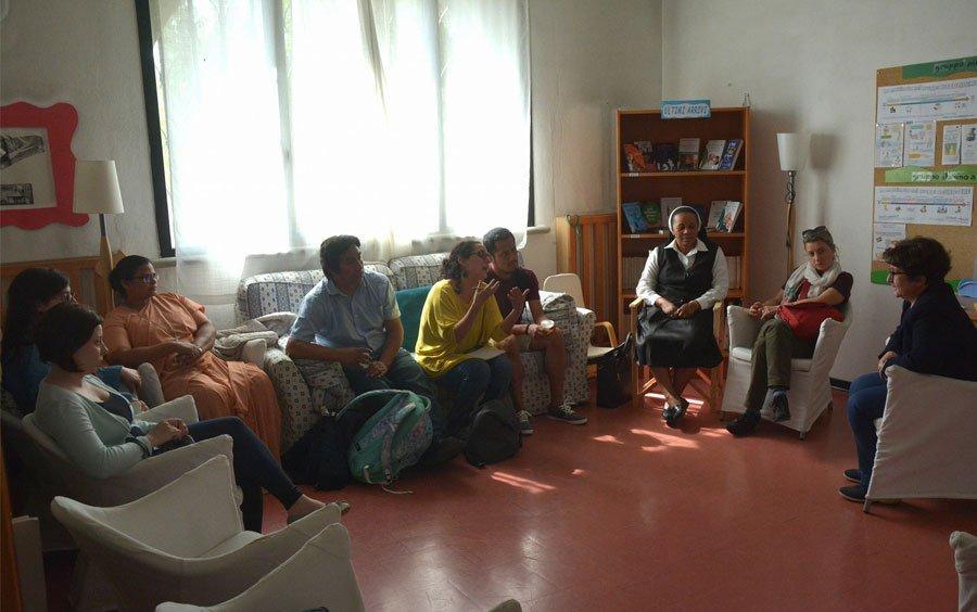 EVAC Training Volontariato Internazionale