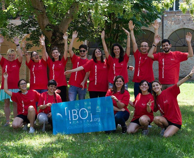 Diventa Volontaria/o, collabora con IBO