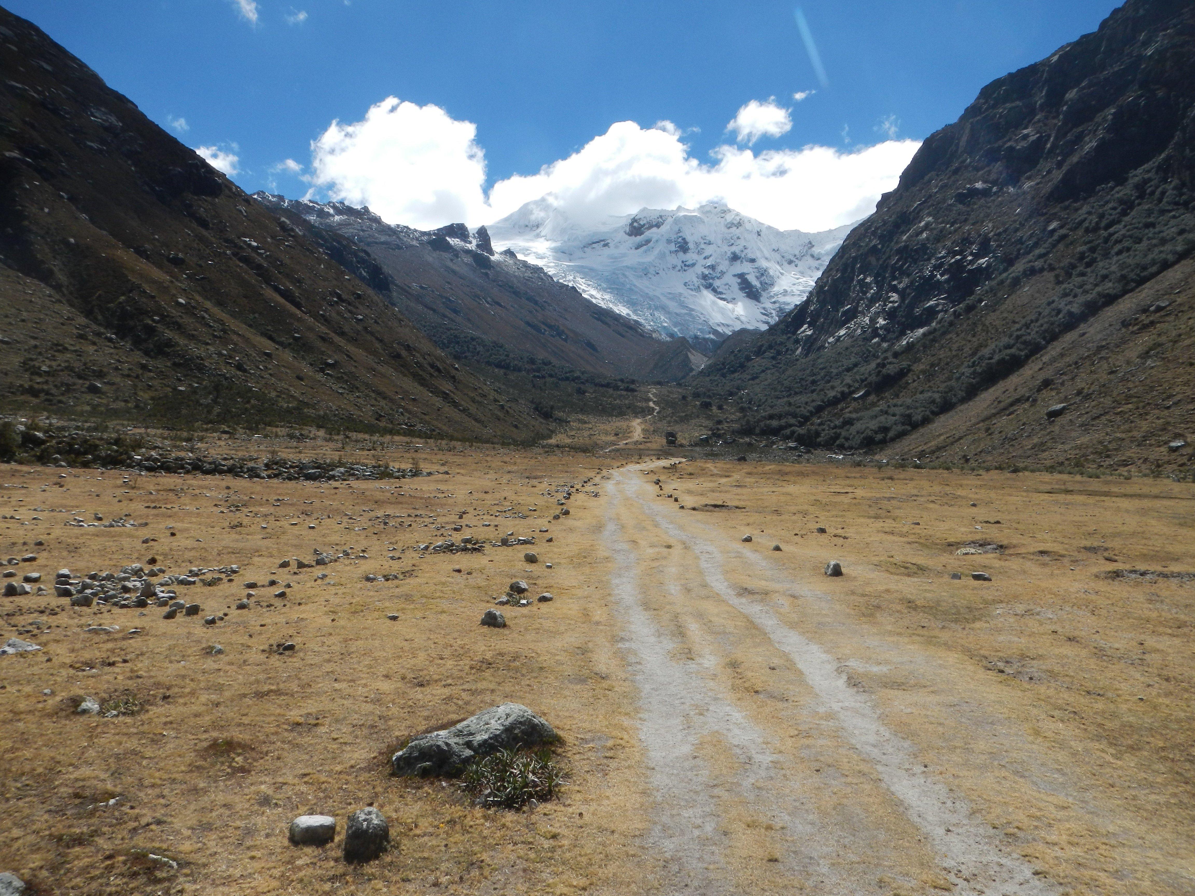 9 mesi in Perù