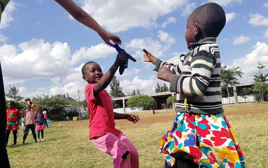 Campi di volontariato per l'autunno 2018 Kenya