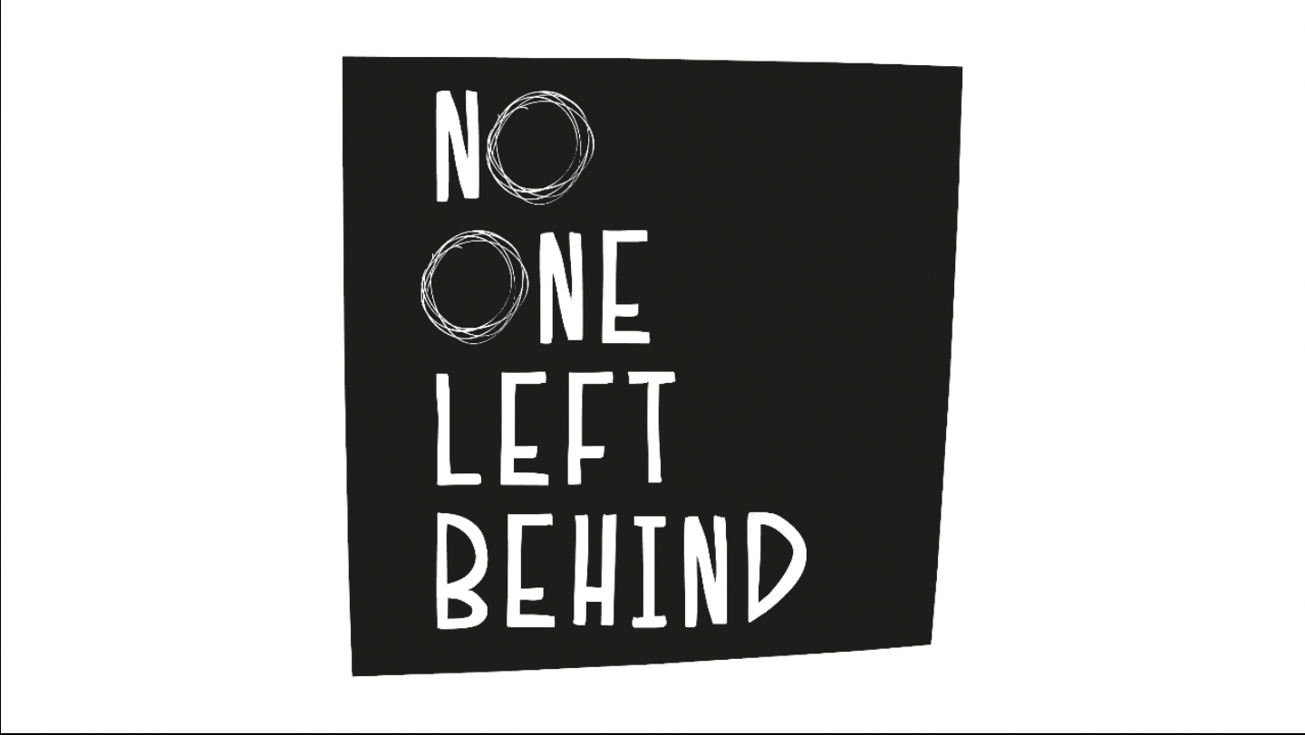 Logo No One Left Behind
